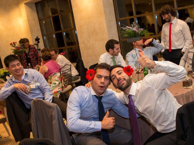 La boda de Francisco y Alexandra en Guadarrama, Madrid 35
