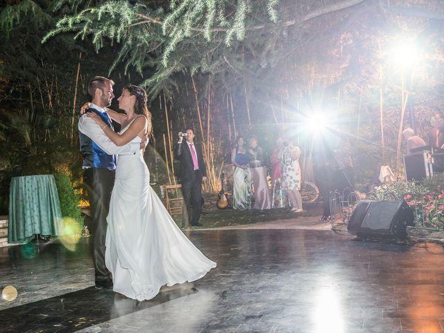 La boda de Francisco y Alexandra en Guadarrama, Madrid 38