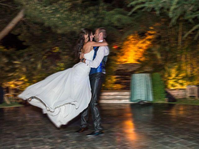 La boda de Francisco y Alexandra en Guadarrama, Madrid 39