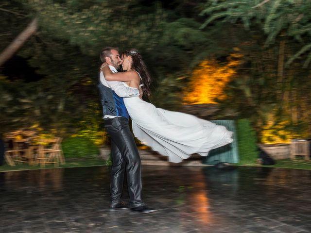 La boda de Francisco y Alexandra en Guadarrama, Madrid 40