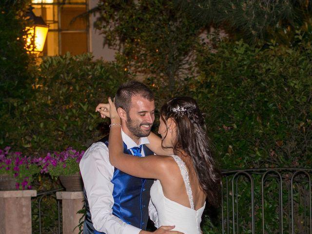 La boda de Francisco y Alexandra en Guadarrama, Madrid 41