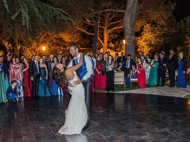La boda de Francisco y Alexandra en Guadarrama, Madrid 42