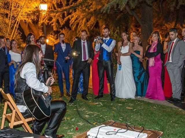 La boda de Francisco y Alexandra en Guadarrama, Madrid 43