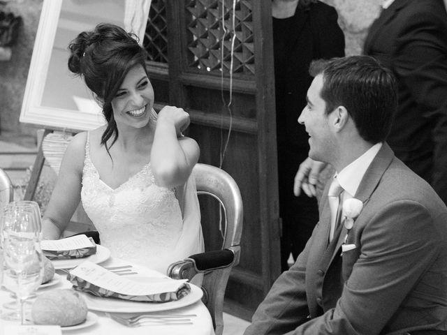 La boda de Nando y Uxía en Outes, A Coruña 18