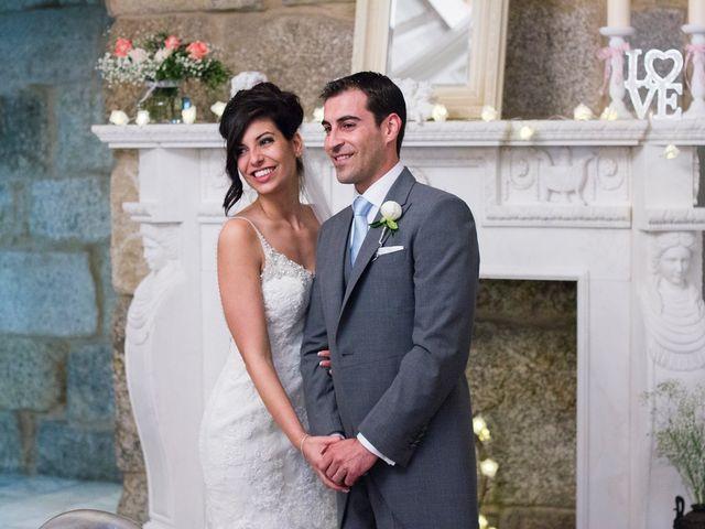 La boda de Nando y Uxía en Outes, A Coruña 19