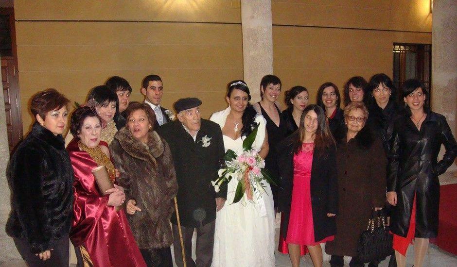 La boda de danyele y Esteban en Torrijos, Toledo