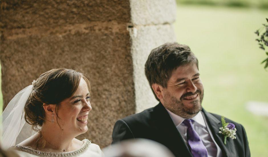 La boda de Raúl y Amparo en Barco De Avila, Ávila