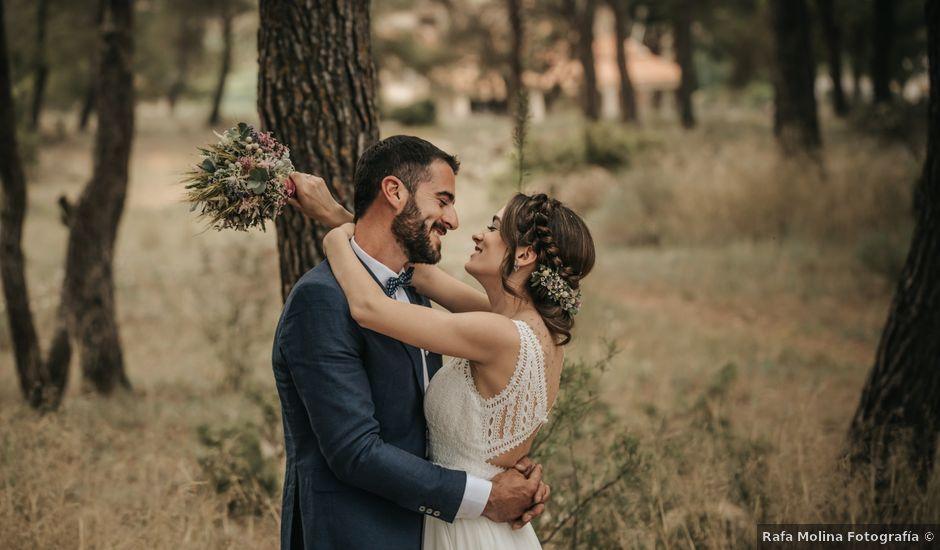 La boda de Juanón y Marta en Yecla, Murcia