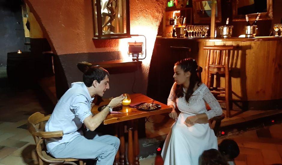 La boda de Marc y Rut en Salomo, Tarragona