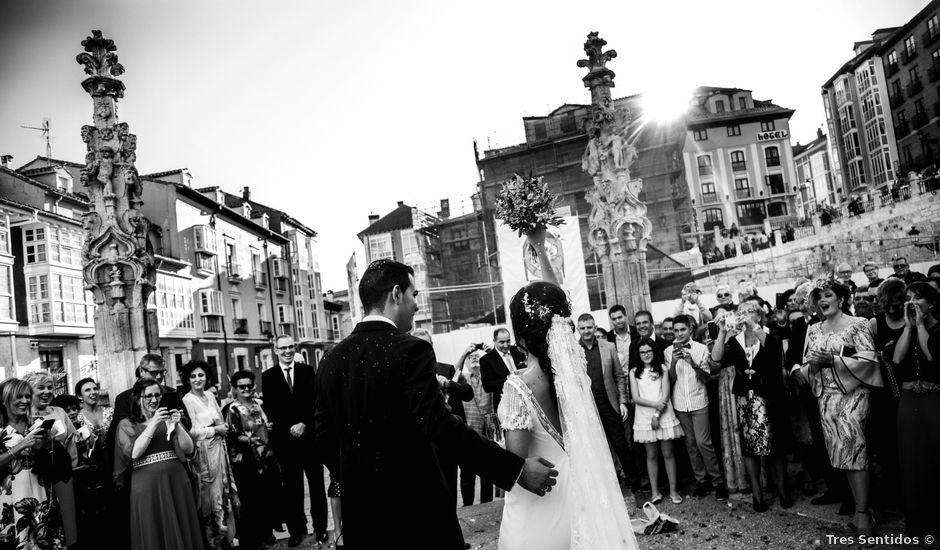 La boda de Sergio y Cristina en Burgos, Burgos