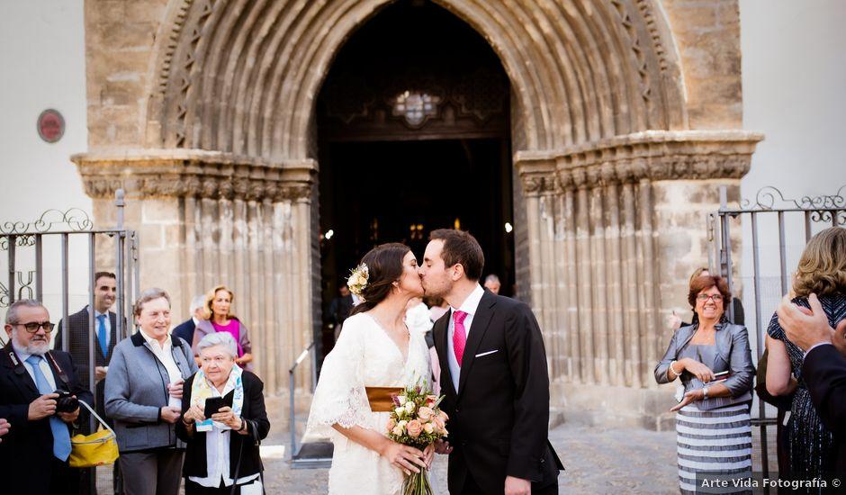La boda de Javier y Rocío en Sevilla, Sevilla