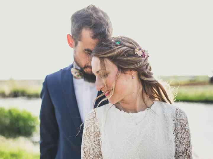 La boda de Aroa y Adrián