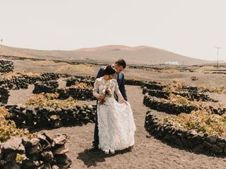 La boda de Marta y Ada