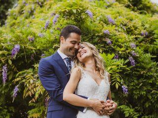 La boda de Leire y Jon