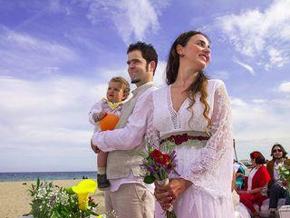 La boda de Keka y Joaquim