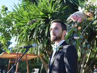 La boda de Rocío y Biel 1