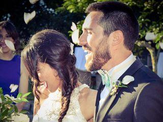 La boda de Rocío y Biel