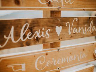 La boda de Vanida y Alexis 1