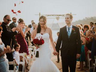 La boda de Vanida y Alexis