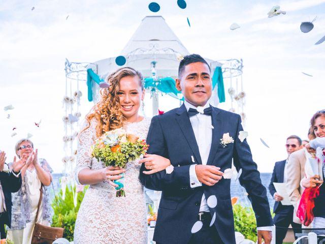La boda de Yuliya y Kevin