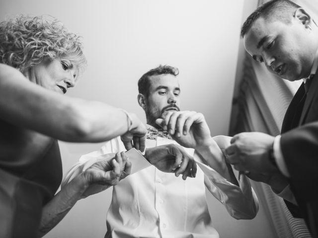 La boda de Adrián y Aroa en Piña De Campos, Palencia 5