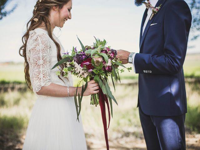 La boda de Adrián y Aroa en Piña De Campos, Palencia 28