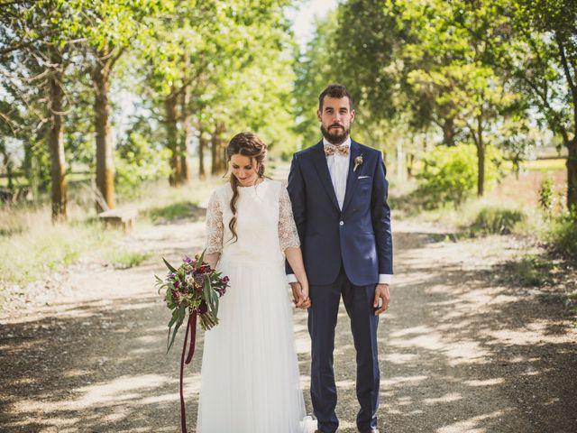 La boda de Adrián y Aroa en Piña De Campos, Palencia 32