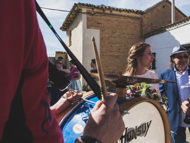 La boda de Adrián y Aroa en Piña De Campos, Palencia 34