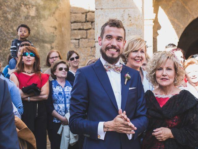 La boda de Adrián y Aroa en Piña De Campos, Palencia 36