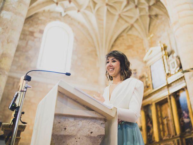 La boda de Adrián y Aroa en Piña De Campos, Palencia 38