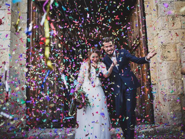 La boda de Adrián y Aroa en Piña De Campos, Palencia 46