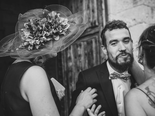 La boda de Adrián y Aroa en Piña De Campos, Palencia 49