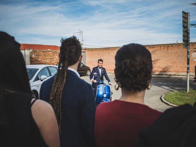 La boda de Adrián y Aroa en Piña De Campos, Palencia 50