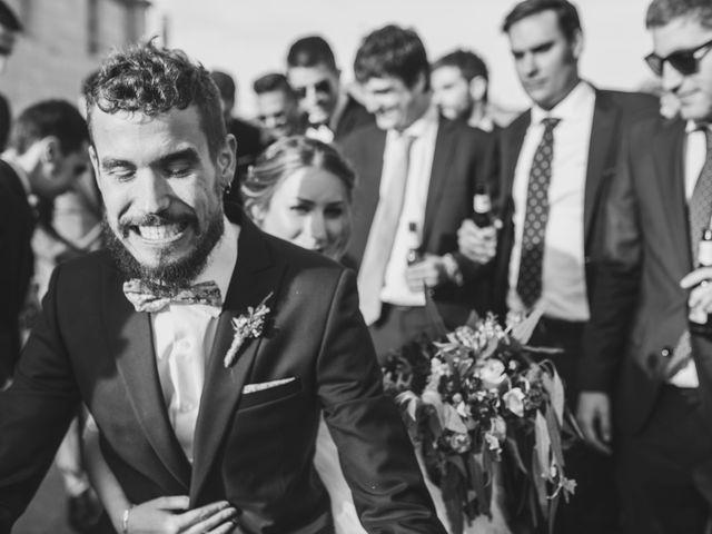 La boda de Adrián y Aroa en Piña De Campos, Palencia 54