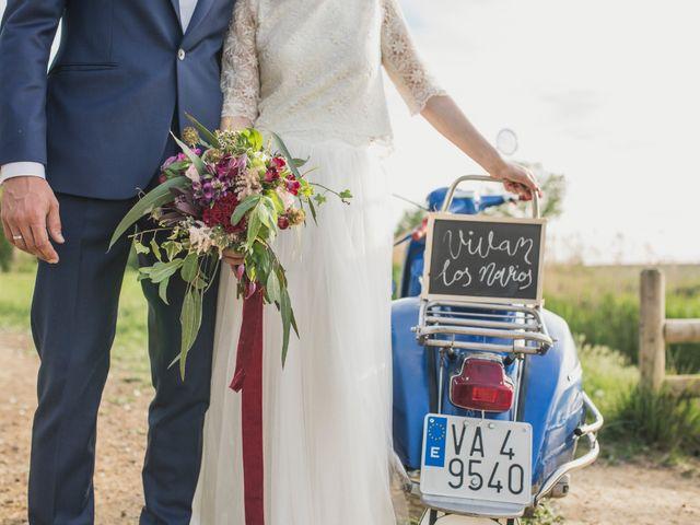 La boda de Adrián y Aroa en Piña De Campos, Palencia 57