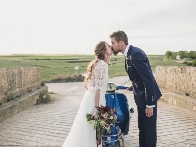La boda de Adrián y Aroa en Piña De Campos, Palencia 65