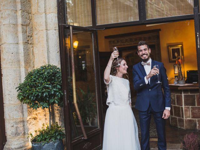 La boda de Adrián y Aroa en Piña De Campos, Palencia 68