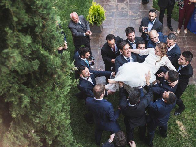 La boda de Adrián y Aroa en Piña De Campos, Palencia 71