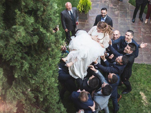 La boda de Adrián y Aroa en Piña De Campos, Palencia 72