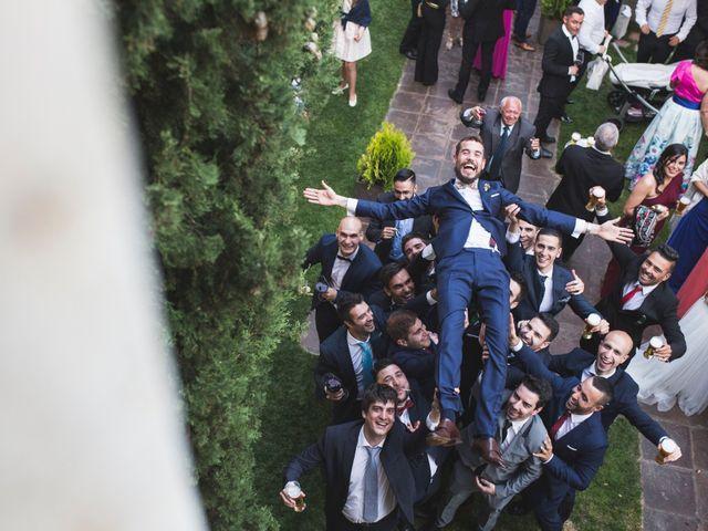La boda de Adrián y Aroa en Piña De Campos, Palencia 75