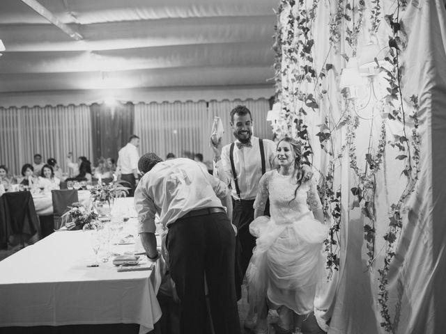 La boda de Adrián y Aroa en Piña De Campos, Palencia 83
