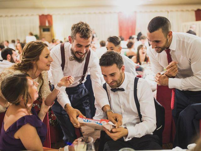 La boda de Adrián y Aroa en Piña De Campos, Palencia 84