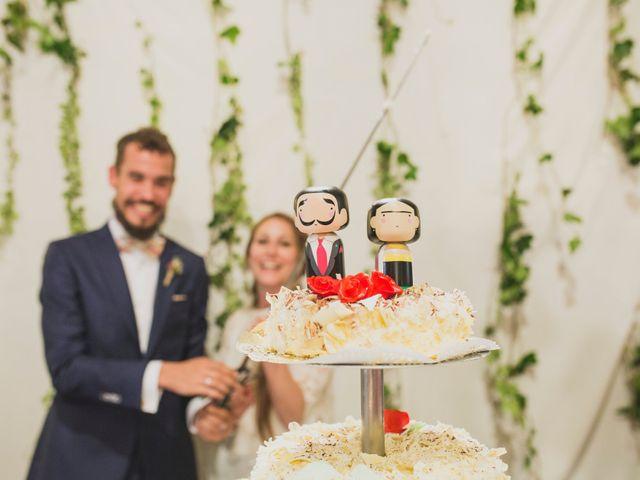 La boda de Adrián y Aroa en Piña De Campos, Palencia 86