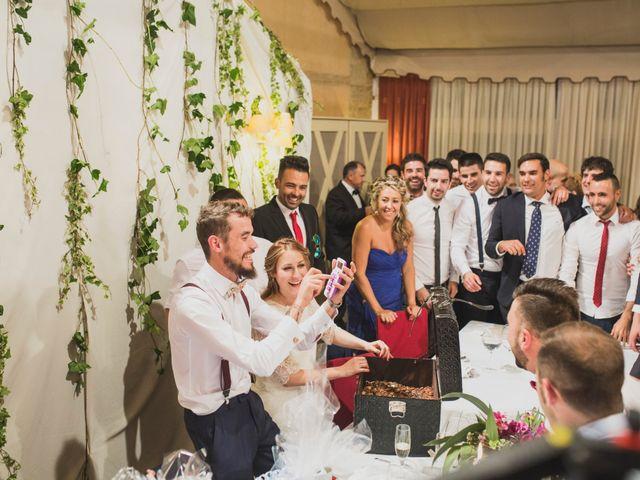 La boda de Adrián y Aroa en Piña De Campos, Palencia 88