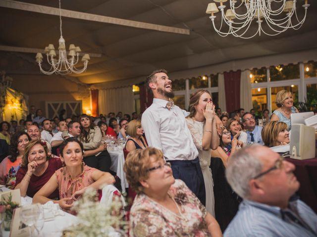 La boda de Adrián y Aroa en Piña De Campos, Palencia 90