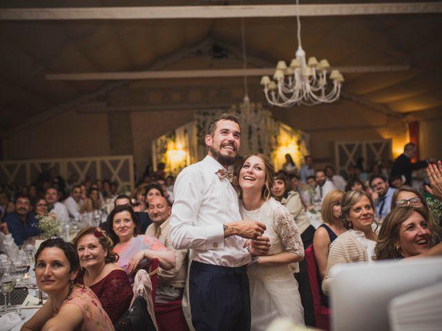 La boda de Adrián y Aroa en Piña De Campos, Palencia 92
