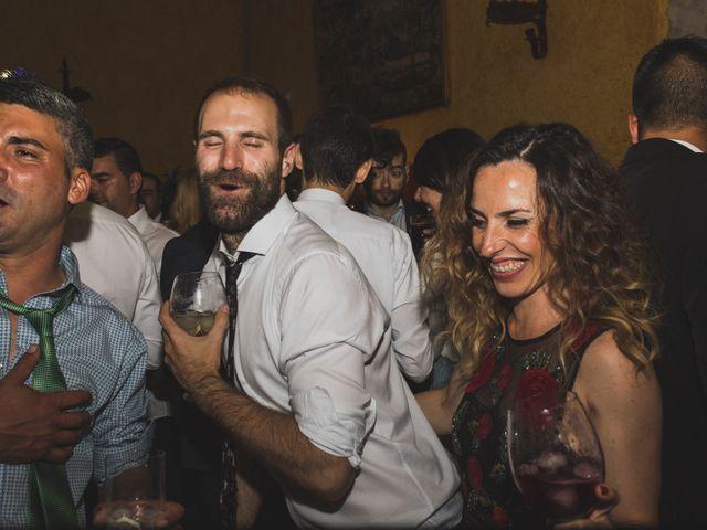 La boda de Adrián y Aroa en Piña De Campos, Palencia 98