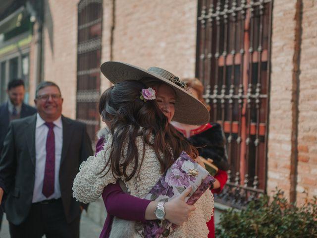 La boda de Pablo y Noelia en Malagon, Ciudad Real 1