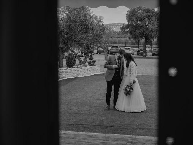 La boda de Pablo y Noelia en Malagon, Ciudad Real 22