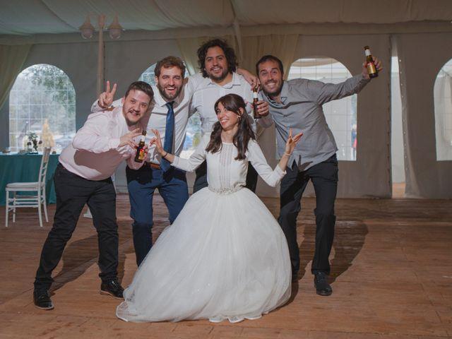 La boda de Pablo y Noelia en Malagon, Ciudad Real 24